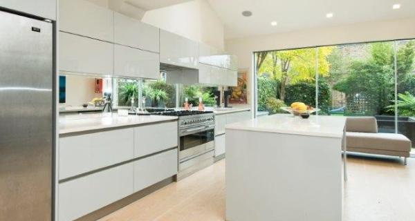 kitchen design putney, kitchens putney, the decorcafe,