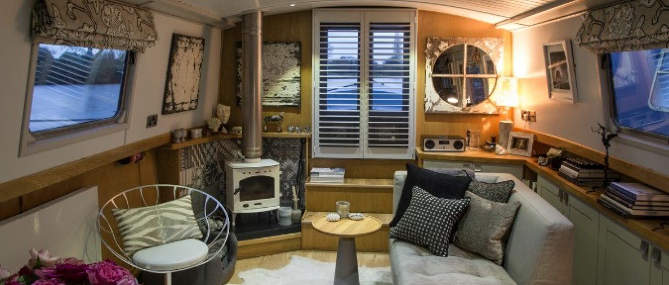 House Boat Interior Design