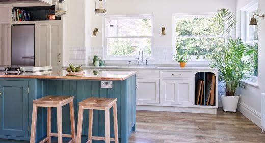 An Eclectic Victorian Kitchen in Surrey