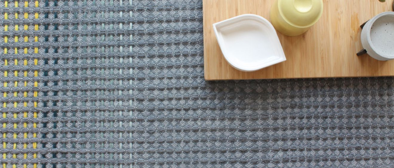 Wool & Linen Rugs by WAFFLE Design