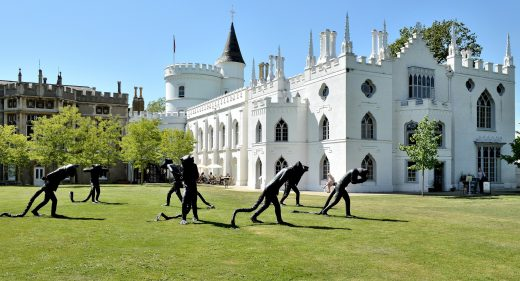Recipes for an 18th Century Tea at Strawberry Hill House