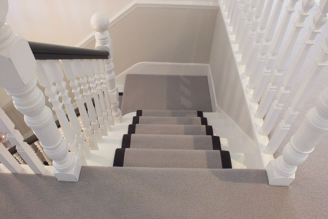 1 4 luck . Putney Interior Designer, Anne-Marie Taylor, dev.thedecorcafe.com:8888, decorbuddy, staircase