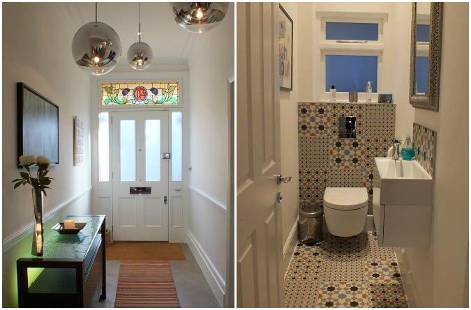 9. Putney Interior Designer, Anne-Marie Taylor, dev.thedecorcafe.com:8888, decorbuddy, Hall & Loo