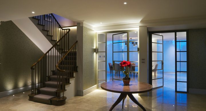 Sian Baxter Lighting Design has been designing beautiful lighting schemes for residential and commercial properties in the UK, Europe and the USA.