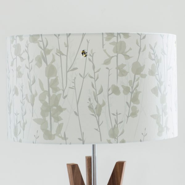 Broom & Bee Dusk Lampshade by Lorna Syson available at The Decorcafe Shop