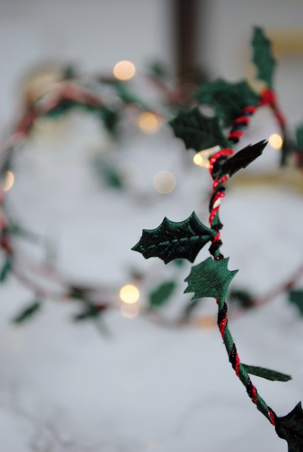 Holly Fairy Lights by Melanie Porter Available at The Decorcafe Shop