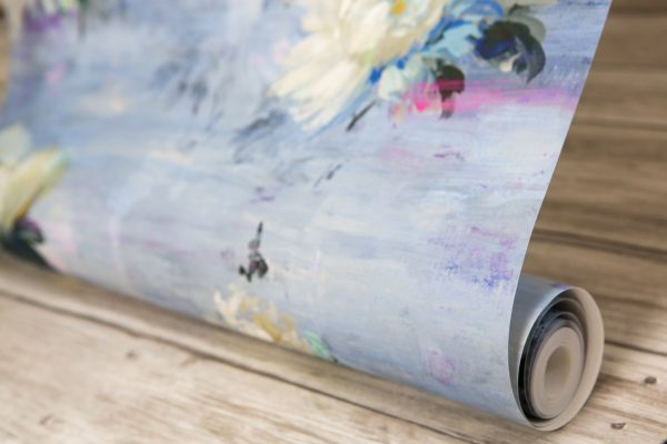 Nature as Art Wallpaper by Salon Libertine Available at The Decorcafe Shop