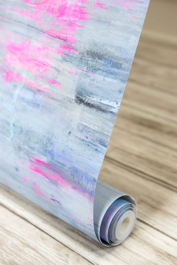 Reflection Wallpaper by Salon Libertine Available at The Decorcafe Shop