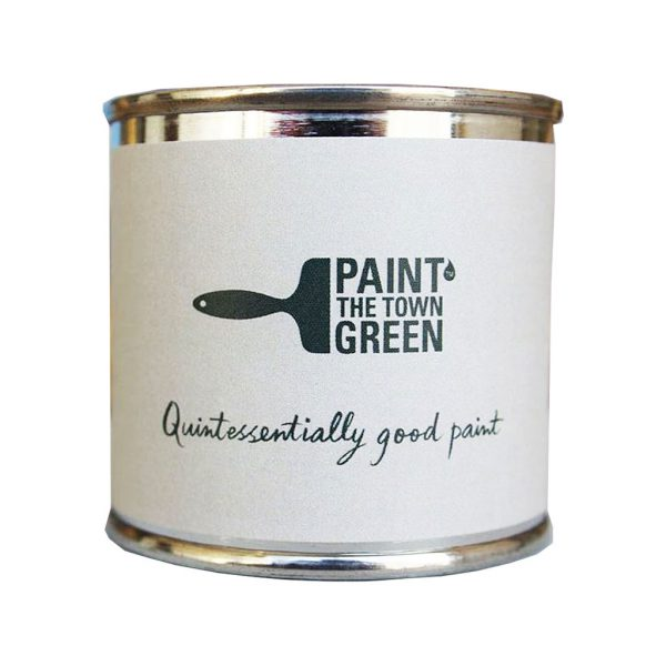 Paint the Town Green Paint Sample Pots available at The Decorcafe