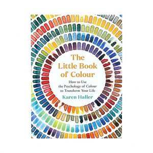 The Little Book of Colour by Karen Haller at The Decorcafe - Cutout Image