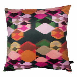 Out There Geo Cushion by Rebecca J Mills available in The Decorcafe Shop