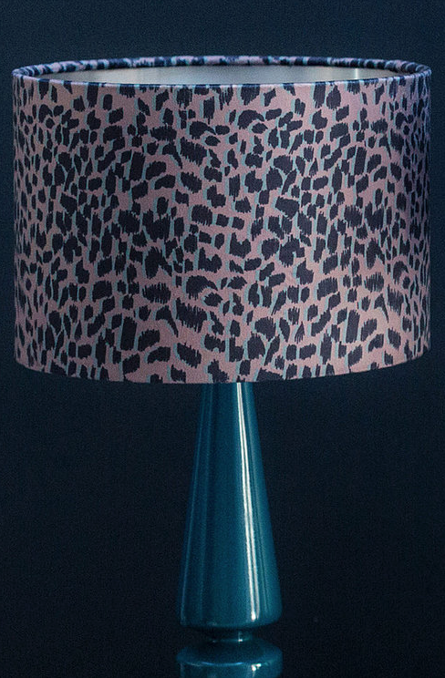 Falling For Magic Lampshade by Rebecca J Mills available at The Decorcafe