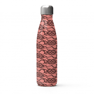 Delicate 1 Water Bottle 500ml by Rebecca J Mills available in The Decorcafe Shop