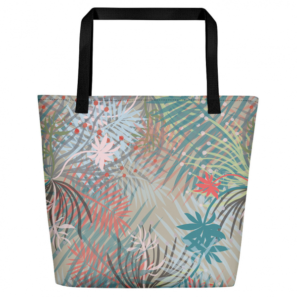 Fever Tote Bag by rebecca J Mills available from the Decorcafe shop