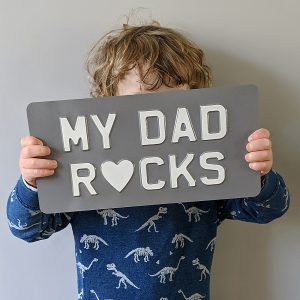 Decorcafe_Primrose_and_Plum_My_Dad_Rocks_signs