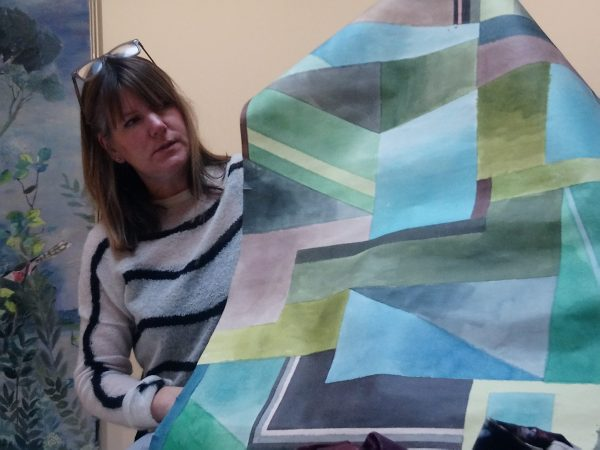 Behind the Scenes at Designers Guild Graphics Artwork