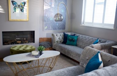 Style Your Space Beige Living Room