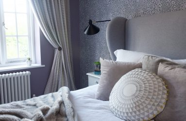Style Your Space Grey Bedroom