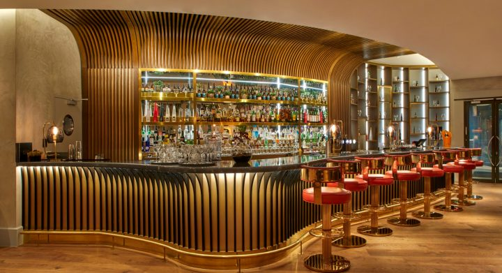 Bar Lighting Designed by Decorcafe Expert Victoria Jerram