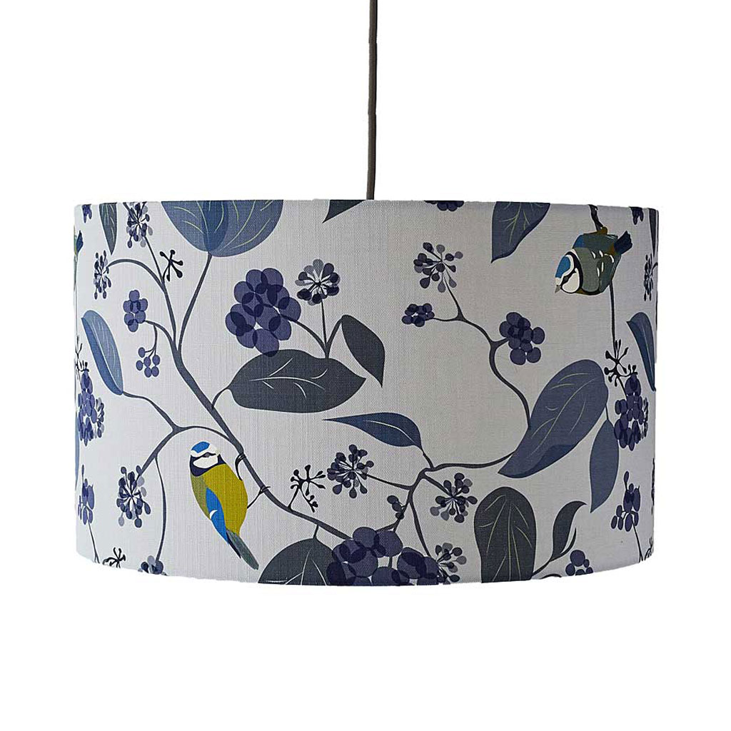 Spring Ivy Lampshade by Lorna Syson available from The Decorcafe Shop