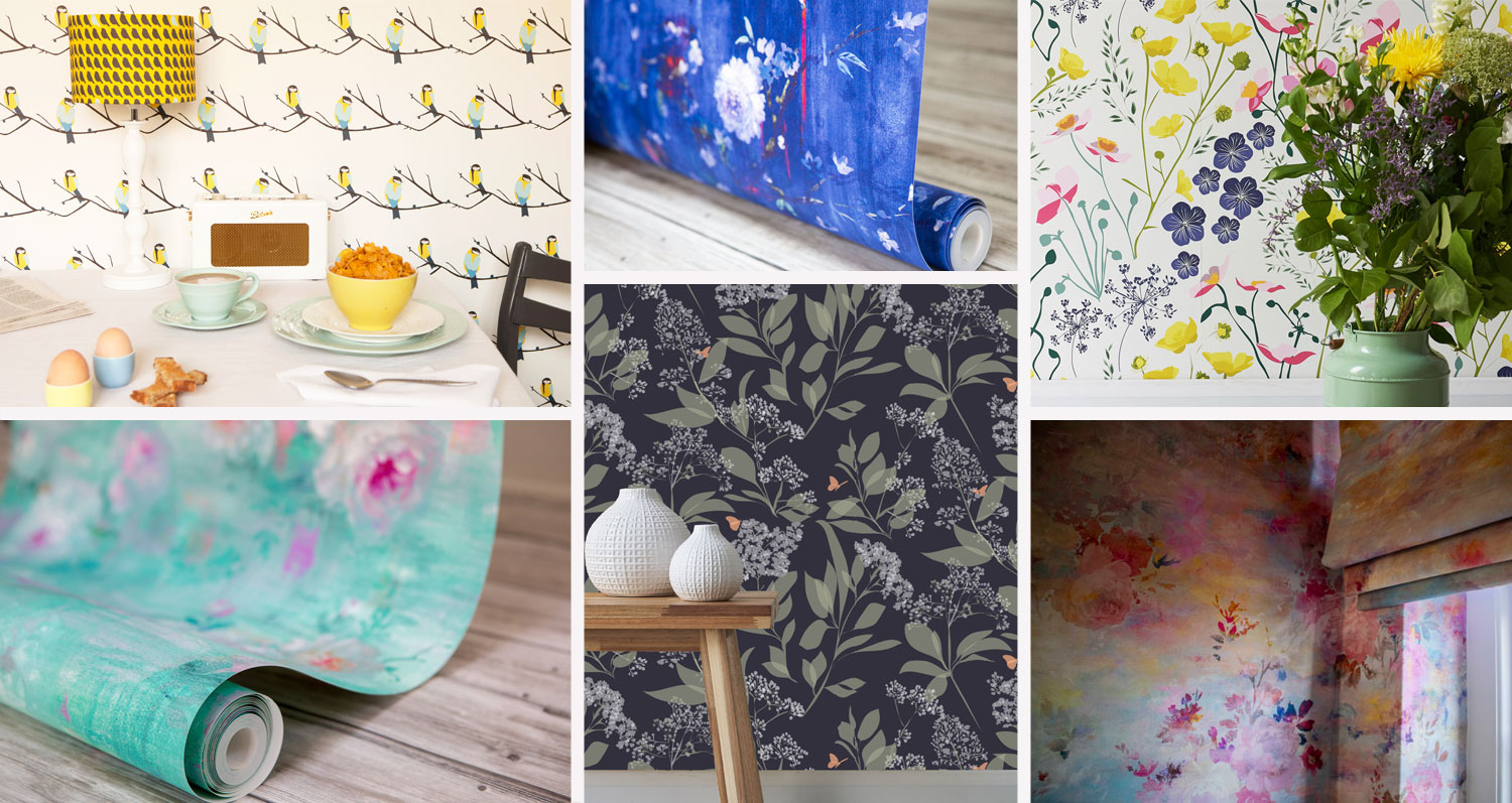 Images of Wallpaper by Decorcafe Experts available at the Decorcafe Shop