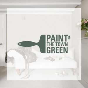 Paint The Town Green