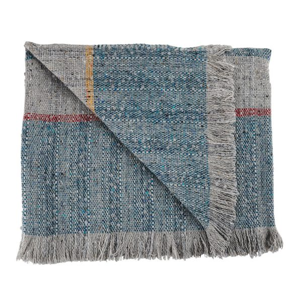 Mourne Classic Beltra Blanket by Craft Editions at The Decorcafe