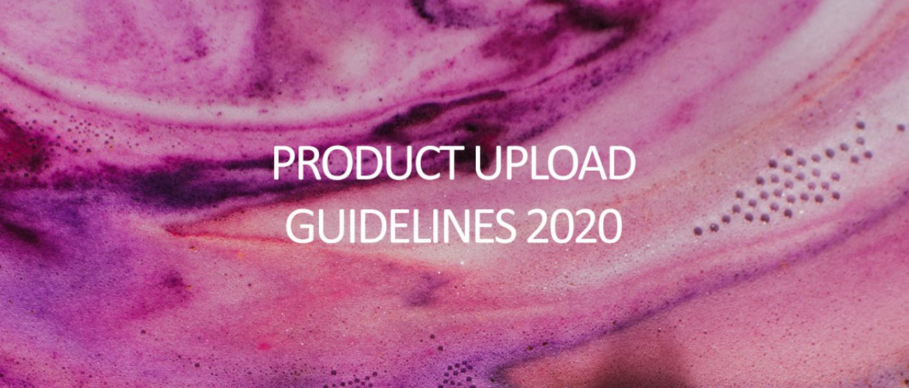 Product Upload Guidelines