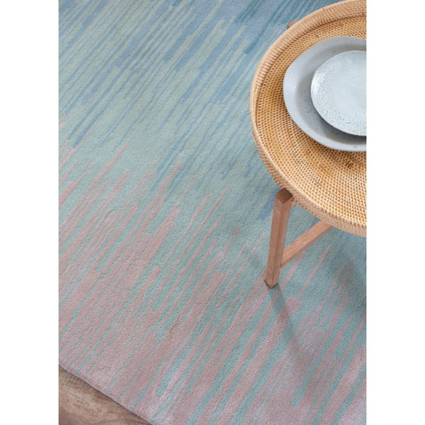 Ombre Rug by Claire Gaudion