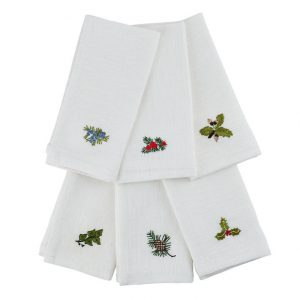 craft-editions-leaf-napkins
