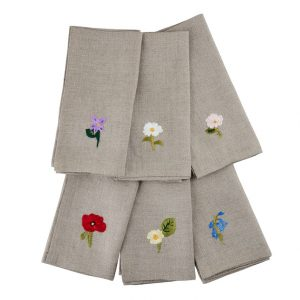 craft-editions-wildflower-napkins