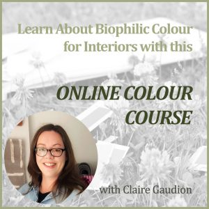 Biophilic Online Course with Claire Gaudion at The Decorcafe