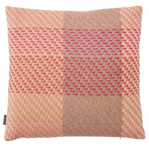 Coral Cushion by Claire Gaudion
