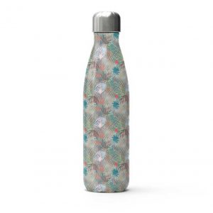 Fever Water Bottle by Rebecca J Mills at The Decorcafe - Cutout Image