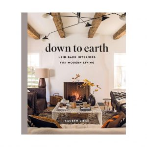 Down to Earth by Lauren Liess at The Decorcafe